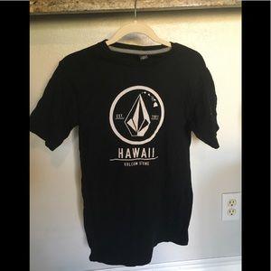 Men's Black Volcom Shirt
